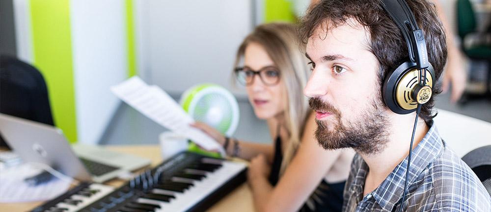Transcripteurs de musique professionnels