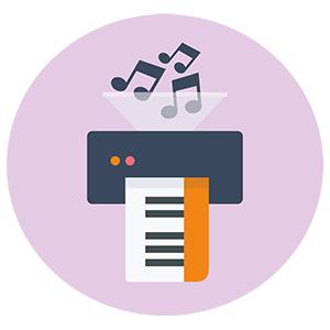 A vous de jouer !- Service de transcription de partitions - Ma partition sur mesure