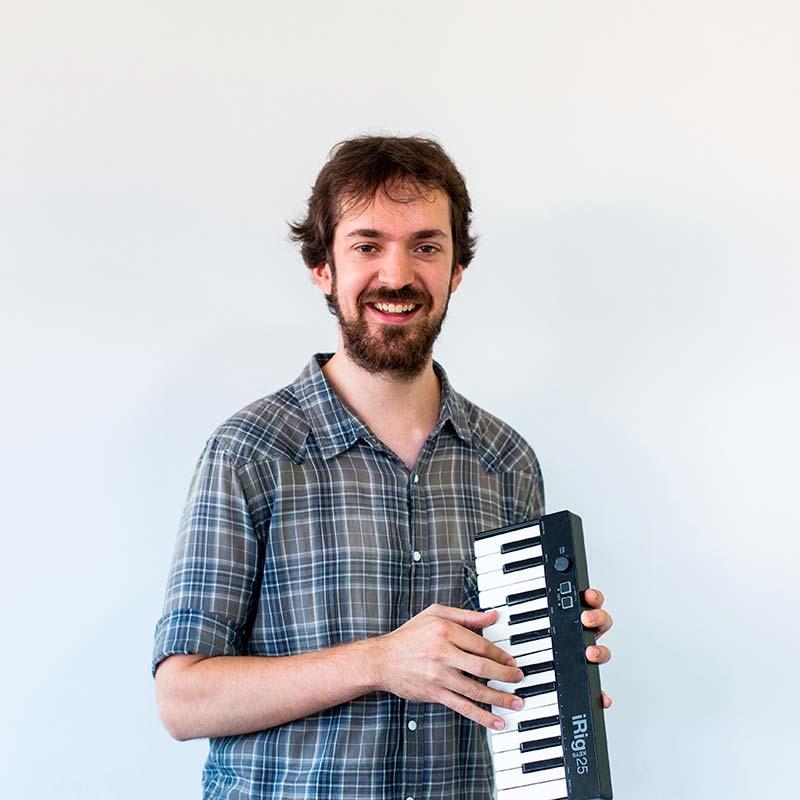 Marc - Transcripteurs de musique professionnels