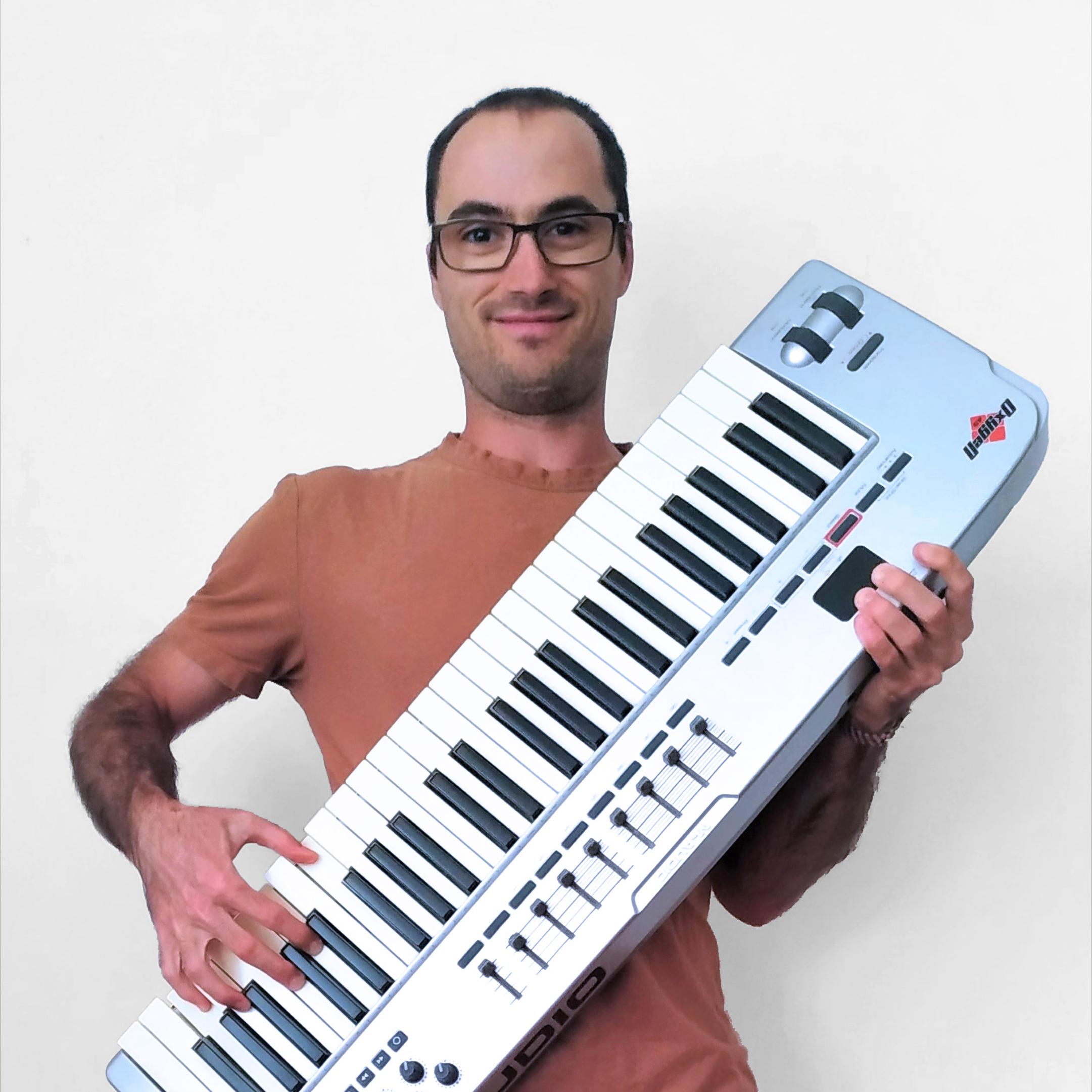 Pau S. - Transcripteurs de musique professionnels