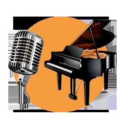 Transcription pour piano et voix - Ma partition sur mesure