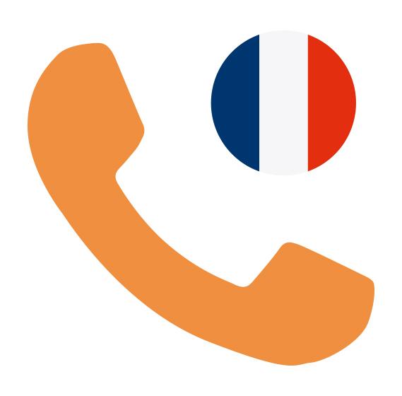 Téléphone France - Ma partition sur mesure
