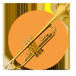Transcription de trompette - Ma partition sur mesure